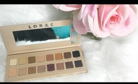 FIRST LOOK Lorac Pro Palette 3- Most NEUTRAL Palette EVER