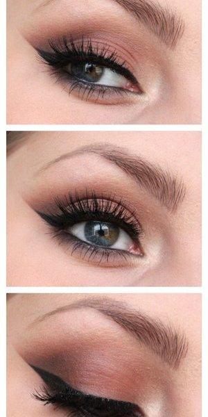 Gorgeous Smoky Eye Makeup Tutorials