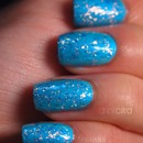China Glaze Towel Boy Toy + Luxe and Lush