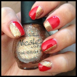 Red: Kourts Red-y For A Pedi