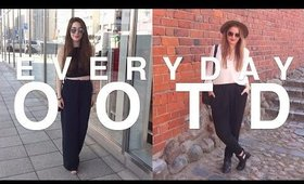 OOTD in Warsaw + MINI VLOG I STYLETHETWO