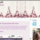 New Blog Post: Hair Extensions Review
