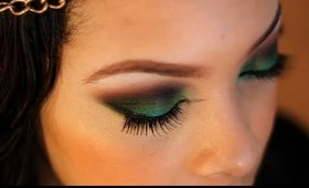 Colorful Smokey Eyes Tutorial