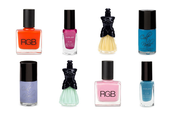 8 Colors to Try on Toes This Summer