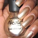 Pretty Gold from Nicole by OPI
