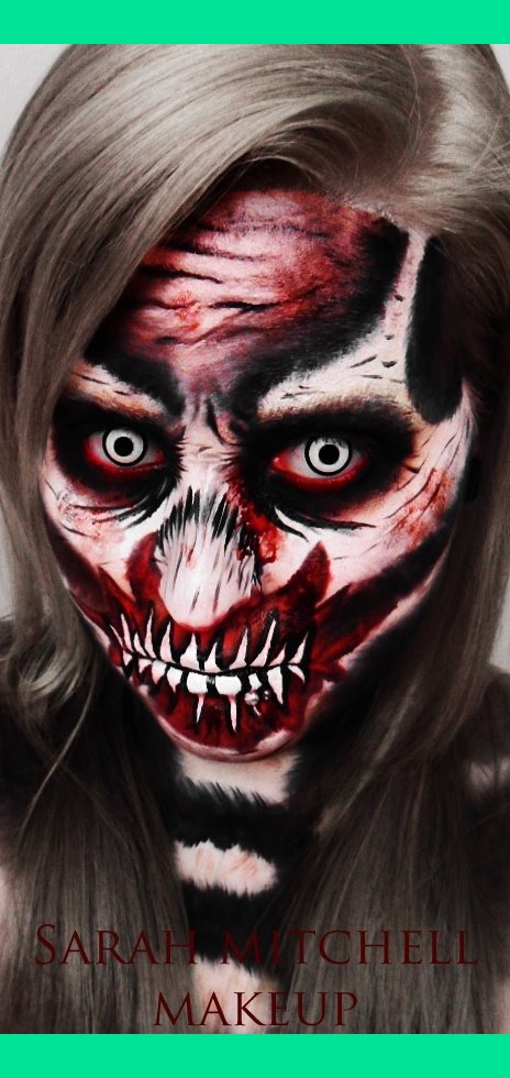Communication on this topic: 4 DIY Halloween Face Paint Tutorials For , 4-diy-halloween-face-paint-tutorials-for/