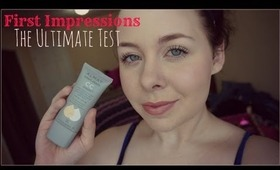 Almay CC Cream | 1st Impressions + Put To The Test