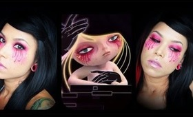 "Studio Killers ""Cherry"" Makeup"