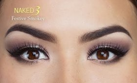 """Prom-Perfect"" Smokey with NAKED 3"