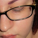 Purple (brow) Hair, Don't Care!