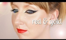 Happy Chinese New Year! An Auspicious Makeup Tutorial