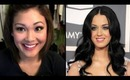 Katy Perry Grammy 2011 Inspired Makeup Tutorial
