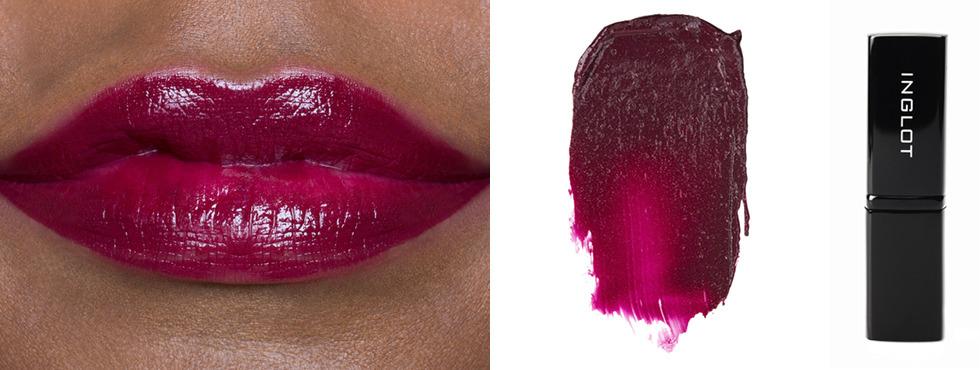 Often seen sporting a dark plum lip. Jennifers favorite