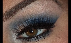 Blue Smoke w/ Glamour Doll Eyes