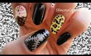 Demi Lovato inspired nails | Give your heart a break