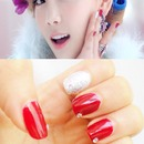TTS - Taeyeon Twinkle Nails