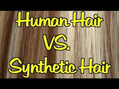 Synthetic Vs Real Hair Extensions 57