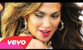 Jennifer Lopez - We Are One (Ole Ola)  Makeup
