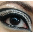 Metallic Egyptian Eye