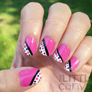 Pink Dotted Tips
