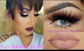 Look ROMANTICO Glam / Easy ROMANTIC  GLAM