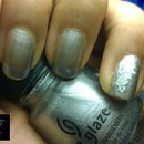 China Glaze: Hook And Line, China Glaze: Icicle