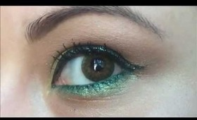 St Patty's 2012 Makeup (Quick&Easy)