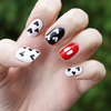 Mickey Mouse Mani