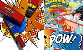 MAC Wonder Woman Collection Spring 2011