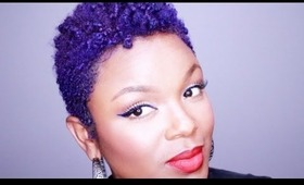 My Natural Hair Rollercoaster | Styles & Colors | Pictorial