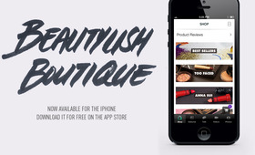 Beautylish Boutique: Now on an iPhone Near You