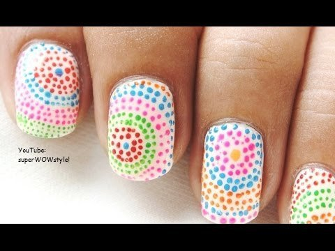 toothpick nail art designs  easy nail designs for