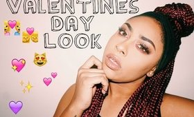 LET YA BAE KNOW WUSSUP V DAY LOOK 2016 | chandriax