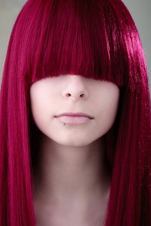darkening bright red hair manic panic dye beautylish. Black Bedroom Furniture Sets. Home Design Ideas