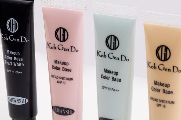 Koh Gen Do's Maifanship Makeup Color Base