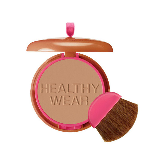 how to wear bronzer physicians formula