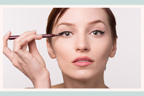 The Easiest Eyeliner Trick Ever