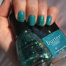 Butter London Slapper + China Glaze Atlantis