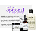 Philosophy Makeup Optional Kit For Dry, Sensitive Skin