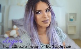 Layuri Hair Extension: Affordable Hair Extensions