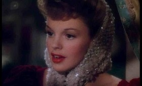 Judy Garland in Meet Me In St. Louis Makeup Tutorial