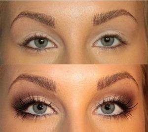Bridal Makeup Looks For Green Eyes : Bridal Makeup To Emphasize Green Eyes. Beautylish