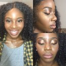 Graduation Makeup by Bran!