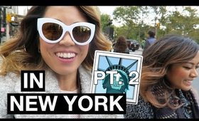 VLOG: IN NEW YORK (Part 2)!!! | yummiebitez