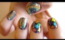 Galaxies and Stars Nail Art Tutorial