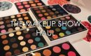 The Makeup Show HAUL! : Kat Von D, Smashbox, Sephora, Mehron