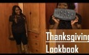 Thanksgiving Lookbook - Outfit Ideas for Thanksgiving