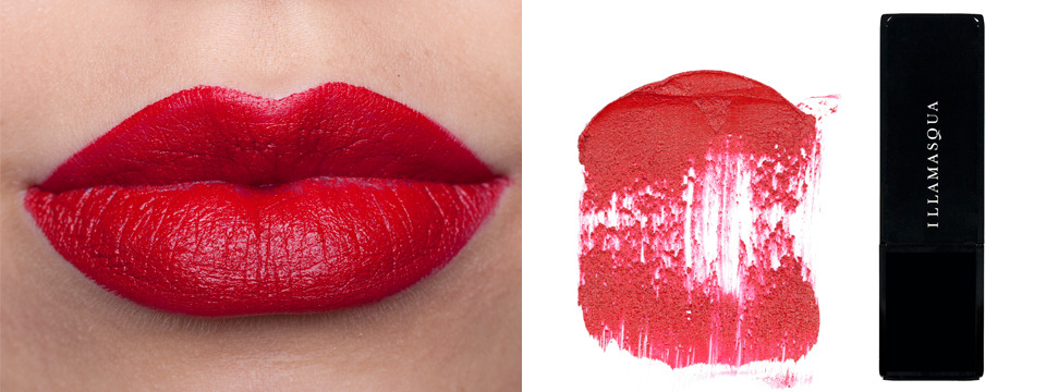 Best Red Lipstick: Illamasqua
