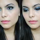 Party: Silver Smokey Eyes