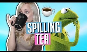 SPILLING TEA ON 'FAMOUS' YOUTUBERS